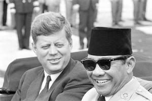 presiden-john-f-kennedy-dan-presiden-ir-soekarno