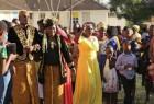 Keren, Pengantin dari Kenya Menikah Pakai Tradisi Jawa