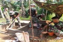 Enam Aturan Prajurit Satgas RI-PNG di Toilet Ini Bikin Kamu Cekikikan